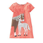 Baby Girls Dress Cotton Jersey Tunic Kids Clothes US Shipping
