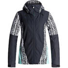 2018 Roxy Sassy Women's Snow Jacket True Black NEW