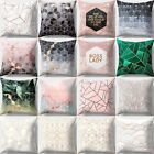 New Printed Geometric Throw Sofa Flower Cover Cushion Pillowcases Home Supplies