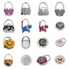 Внешний вид - 25 Styles Folding Bag Handbag Tote Table Hanger Hook Holder Purse Hanger Holder