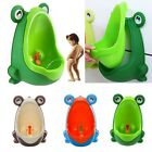 Non Toxic Frog Kids Potty Toilet Training Children Urinal Boys Pee Trainer Home