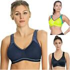 Freya Active Sonic Underwired Moulded Sports Bra 4892 High Performance Cherry