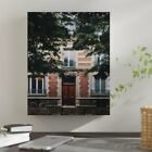 East Urban Home 'Facade' Photographic Print on Wrapped Canvas
