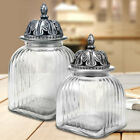 Ophelia & Co. Canister with Decorative Lid Set of 2