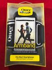 NEW OtterBox Armband for Most Smartphones Universal Sports Running Secure- Black