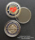 Внешний вид - ~ Challenge Coin ~ For 1-3/4 inch (44mm) coins ~ Scratch Resistant ~