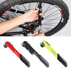 -41S Tire Mountain Bike With Gauge High Pressure Telescopic Tire Air Inflator