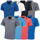 Puma Golf Mens Pounce Pique dryCELL Moisture Wicking Polo Shirt 46% OFF RRP