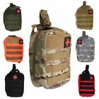 Tactical First Aid Bag Molle EMT Pouch Outdoor Travel Emergency Pack US FAST