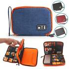Digital Gadget For iPhone Travel Tablet Organizer Storage Bag Waterproof Cable
