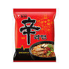 Nongshim Shin Ramyun Korean Instant Noodle Hot Spicy Soup 2, 3, 5 pack