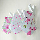 3PCS Baby Newborn Bandana Bibs Head Scarf Feeding Saliva Towel Dribble Clothes
