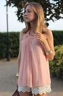ZARA HALTERNECK PEACH KNOTTED LOOSE TOP BLOUSE SIZE   M  10 12 MUST HAVE