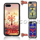 Legend of Zelda Sheikah Eye Master Sword Phone Case Cover For iPhone i7/8/X Plus
