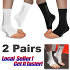 Breathable Ankle Support Strap : Sleeve for Sports Running Weak Joint Injury HG