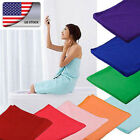 1- Microfiber Towel Sport Gym Bath Quick Dry Travel Swimming Camping Beach Towel