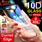 Внешний вид - For IPhone X XS MAX XR 8 7 6 10D Full Cover Real Tempered Glass Screen Protector