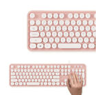 [Actto]Retro USB Wired keyboard Membrane KBD-47 For Laptop Desktop Computer New