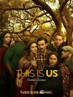 This Is Us Season 3 TV Print Poster Home Art Decor 18x14""