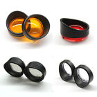 Black Turn Signal Visor Ring Smoke Lens Cover For Harley-Davidson Sportster 1200 $11.42 USD on eBay