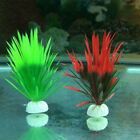 Plastic Plants Aquarium Decor Water Weeds Ornament Plant Aquarium Tank  New