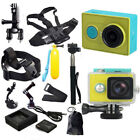 USA Xiaomi YI 1080P Sport Action Camera High-definition 16.0MP 155 Degree Angle