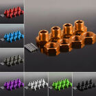 RC Wheel Hex Metal 17mm Mount Hub Nuts & Pin 4p For RC 1:8 Car Part 81011 8Color