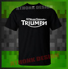 DAYTONA TRIUMPH UK MOTORCYCLE TEE SHIRT NEW T-SHIRT $26.37 CAD on eBay