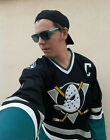 Mighty Ducks 9 Paul Kariya Anaheim CCM Throwback Hockey Jersey 6 Sizes Men NEW