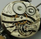 ORIGINAL pocket watch HOWARD 12 size 7series movement all parts-Choose From List image