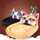3D Pet Beds for Cats & Dogs Puppy Deluxe Warm House Sofa Kennel Mat Washable
