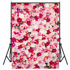 Flower Patterns Wall Photography Background Backdrop Studio Photo Props Wedding