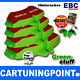 EBC Brake Pads Rear Greenstuff for renault 25 B29 DP2189