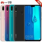 "HUAWEI Y9 2019 (64GB) 6.5"" Display, 4 Camera's, 4G LTE Dual SIM Unlocked JKM-LX3"