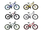 26 Inch 21 Speed 4.0 Fat Tire Bike Snow and Grass Sand Dual Shock Bike MTB