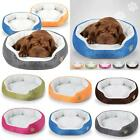 Pet Dog Cat Bed Puppy Cushion House Soft Warm Kennel Nest Mat Blanket Easy Clean