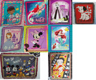 "Disney Fleece Throw Blanket Hand Tied 48"" x 60"" Disney Betty Boop Ariel Minnie $79.95 USD on eBay"