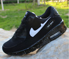 Men Air Cushion Fashion Sports Sneakers Air 90 Casual Shoes Flyknit Flywire lot