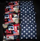USA COAST GUARD Military Patriotic Flag 8 ACA regulation Cornhole bags