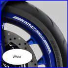 8 x YAMAHA TRACER 900 GT Wheel Rim Decals Stickers - 20 colors available - 900gt