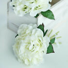 6 Silk ROSES BOUQUETS Flowers Wedding Party Centerpieces Wholesale Discounted