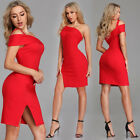 Ever-Pretty US Red Short Evening Dress One Shoulder Bodycon Cocktail Gown 05852