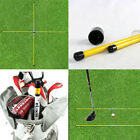 Golf The Alignment Sticks (2-Pack) (2) Right-Angled Connectors Swing Traning