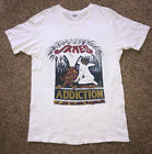 Vintage 80s Janes Addiction 1987 Triple X Records T-Shirt Rare Reprint The Roxy image