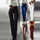 Bootcut Dress Pants Women -Stretch Comfy Work Office Pull on Womens Pant USPS