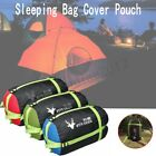 Внешний вид - Compression Sack Sleeping Bag Cover Pouch Clothing Stuff Outdoor Camping Hiking