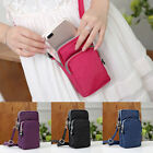 New Cross-body Mobile Phone Shoulder Bag Handbag Case Belt Handbag Purse Wallet image