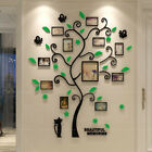 3d Acrylic Crystal Wall Stickers Living Room Bedroom Cozy Pictures Tree Stickers