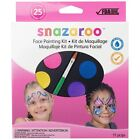 SNAZAROO Face Painting Kit 11 pieces BOY Or GIRL BUY 2 GET 1 FREE