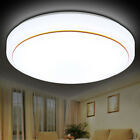 LED Ceiling Down Light Round Ultra Thin Flush Mount Kitchen Lamp Home Fixture US